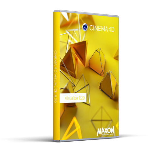 здесь вы можете купить Maxon Cinema 4D Visualize R20 - Non-Floating license (NFL)