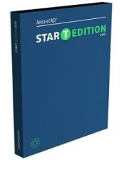 здесь вы можете купить ARCHICAD Star(T) Edition 2019, Single license RUS