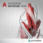 здесь вы можете купить лицензионный AutoCAD - including specialized toolsets AD Commercial New Single-user ELD 2-Year Subscription