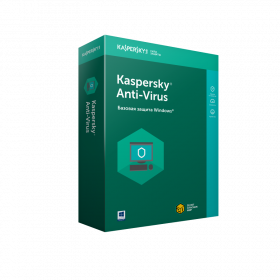 здесь вы можете купить Kaspersky Anti-Virus Russian Edition. 2-Desktop 1 year Base Box